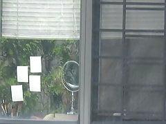 College Latina Nachbar Fenster Voyeur Kompilierung