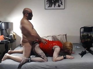.crossdresser slave bdsm bitch hooker dressage  anal.