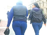 Tag Team Blue Jean Walk
