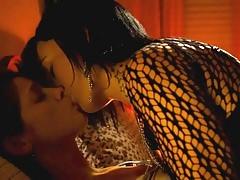 Olivia Wilde & Ashley Greene Lesbian Scene ScandalPlanetCom
