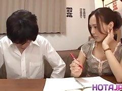 Niegrzeczna Yukina Momota