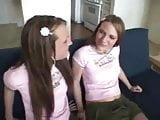 twin teens suck dick
