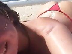 Gestohlenes Video - Am Strand 1