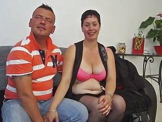 French Big Tits Big Ass video: LJ95 Celine 36 ans & Seb de Lille demande en mariage