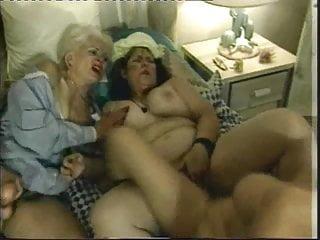 Pornstar Lesbian Girl Masturbating video: Kathy Jones in Slumber Party