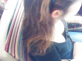Babes Voyeur video: deep DB in train part 2