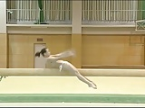 18 Years Old video: gymnastics