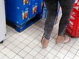 Tight black jeans 6