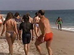 Charisma Carpenter - Good-sized Bum N' Thighs! (baywatch)
