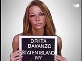Drita D'Avanzo Jerk Off Challenge