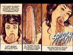 Bande Géante Hard Sex Comics
