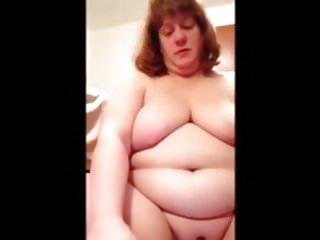 BBW mature big titty bottle cam play!Pre