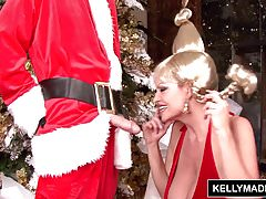 KELLY MADISON The Cock Who Stole Clitmas