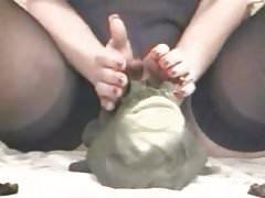 Catherine Froggy Toy Vibrator Kumpel