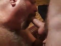 Super sucks of bear takes milk   Porn-Update.com