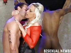 Můžete se připojit k naší malé bisexuální experiment
