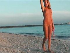 Modèle Bikini Tchèque Sexy