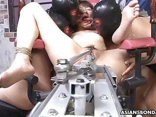 Hairy Asian Japanese video: Shiori Natsumi was caught by surprise and forced to cum