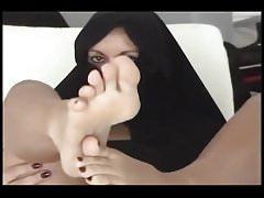 Piedi Hijab