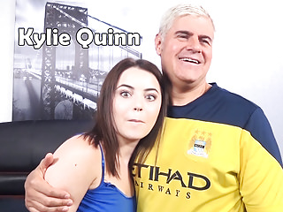 18-year-young Kylie Quinn