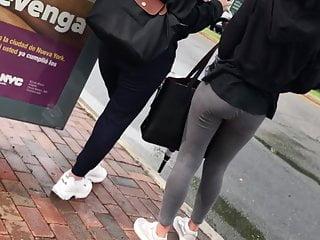 Big Ass African Closeup video: Teen Ass
