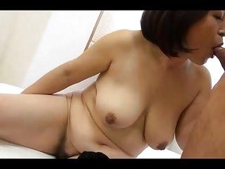 Milfs Asian Japanese video: Mature Asian Creampie9