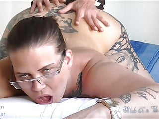 Bbw Tattoos Milf video: Lana Diamant dirty talking German Tattoo MILF