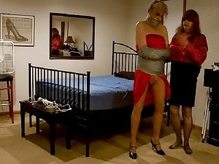 Amateur Shemale Bdsm Shemale Ladyboy Shemale video: Ronni is Taped & Tortured by Brianna ... 4-27-2019