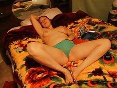 Alyssa D Panty Masturbation