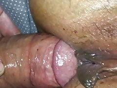 Misyjny seks analny po długiej, ciężkiej sesji