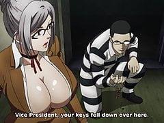 Ecole de la prison (Kangoku Gakuen) anime non censuré # 9 (2015)