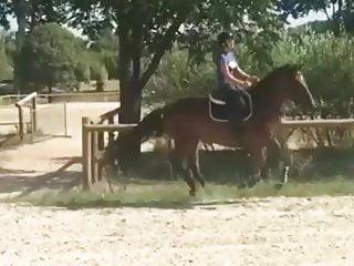 Teen Blonde Big Ass video: Mistress  riding