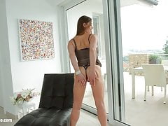 Cathy Heaven presenta il sesso hardcore da Milf Thing