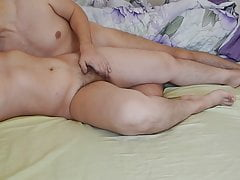 7 orgasms for my hairy mistress one morning for 30 minutes