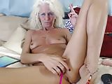 Granny Smokes
