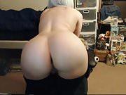 Beautiful Teen Big Ass Teasing