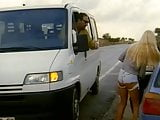 Tanya Hansen Car Trouble