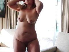 Sylvia dancing
