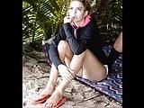 Elena Morali sexy feet