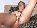 Jenna Haze Plays With Herself And Cums