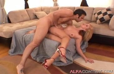 Hot Young Blonde Gets Fucked