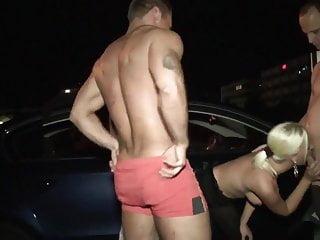 Strassenrand sex