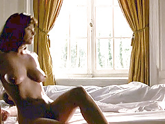 Polly Walker Nude Scene In Eight and a Half Women