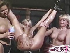 Bondage Neunziger Jahre Babe
