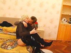 Mãe russa com filho - 115