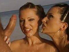 Tera Bond e Mandy Saxo