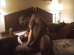 Sexy Frau geschwärzt