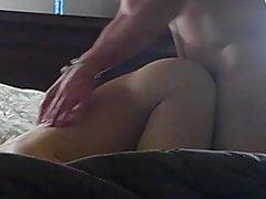 Sexy Sabrina Prenant Levrette