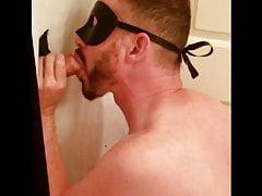 Tall hung uncut jock stops by my gloryhole | Porn-Update.com