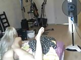 Natural Blonde Teen Fucks on Cam MUST SEE